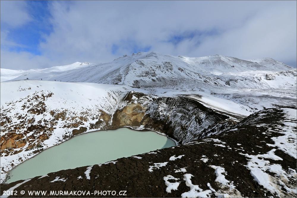 kráter Víti
